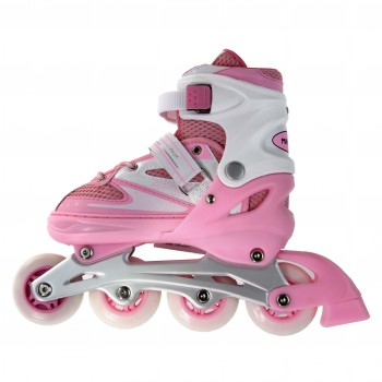 High Quality Line Skating Shoes Pink M (34-39) Skates