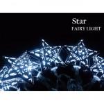 #Christmas Special# Solar Powered  Fairy Light - Star  Tree Decoration