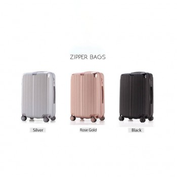 "Suitcase, Suitcase 20"" + 28"" Zipper"