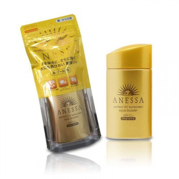 Shiseido Anessa Perfect UV Aqua Booster Mild type 60ml, Sunscreen SPF50+,