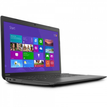 "Toshiba C75D-B7215 17"" AMD A8 Quad-Core 8GB 1TB Win8"