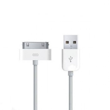 30 Pin Data Charging Cable for iPhone 3/4  & iPad 1M