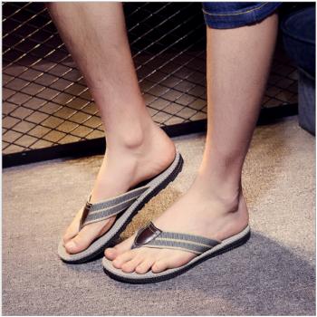Skid resistance Slippers Sandals for men Black&Brown 43-45