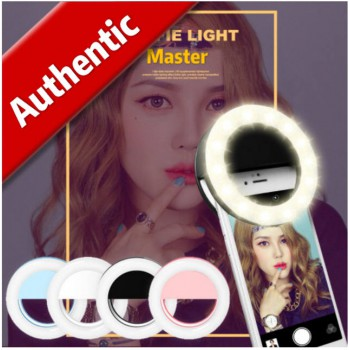 LED Cellphone flashlight for selfie live broadcast Pink,White,Black