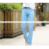 2018 spring casual slim fashion long suit pants
