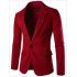 hot sale thin casual slim single west coat